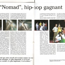 No MaD, hip hop gagnant